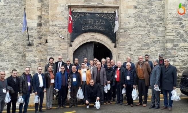 Küresel Gazeteciler Konseyinden Arapgir'e Ziyaret