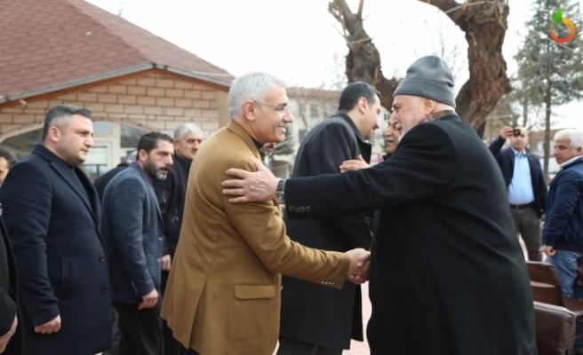 Başkan Güder, Poyraz Konağı'nda Muhtarlarların Sorunlarını Dinledi