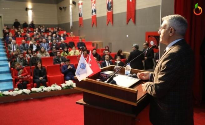 Başkan Güder: 'Tarım insanlık için çok önemli ve stratejik bir sektördür'
