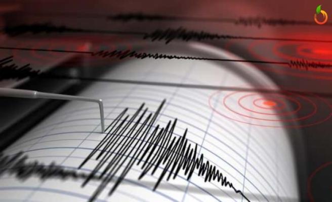 Doğanşehir'de 3.5 Büyüklüğünde Deprem Meydana Geldi