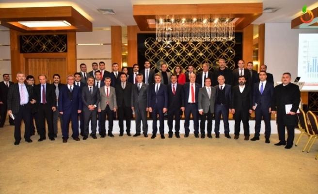 Gençlik ve Spor İl Müdürlüğü Yatırım Toplantısı Düzenlendi