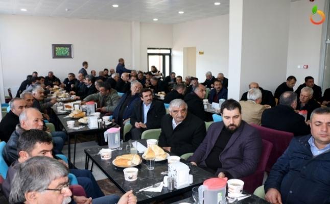 Hekimha'da 2020 Yılının İlk Muhtarlar Toplantısı Yapıldı