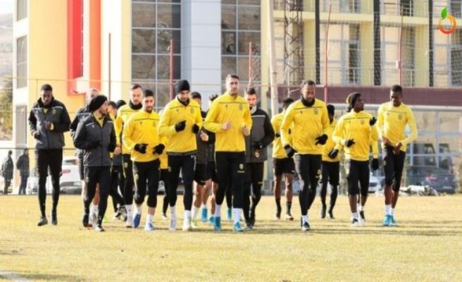 Y Malatyaspor'da ZTK Mesaisi Başladı