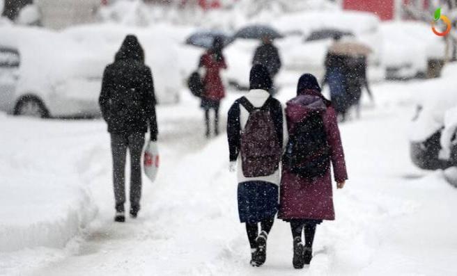 17 Şubat Malatya'da okullar tatil mi? hangi ilçelerde okullar tatil oldu
