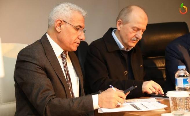 Bakan Yardımcısı Suver, Battalgazi'de İncelemeler Yaptı