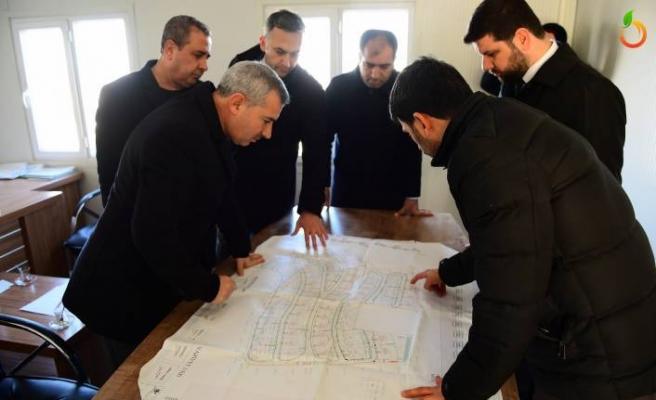 Başkan Çınar,'Yeşil Yaka Konutlarımız yatay mimariye örnek projedir'