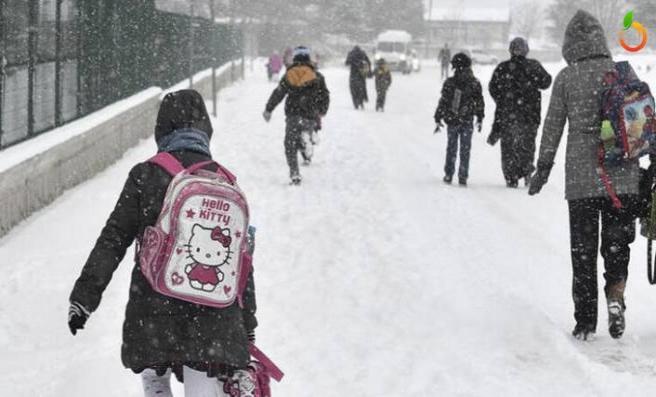 Malatya'da 14 Şubat Cuma Günü Okullar Tatil Edildi