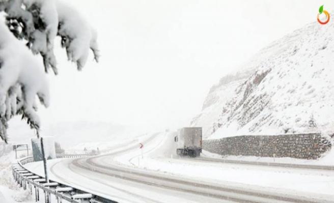 Meteoroloji'den Yeni Açıklama! Malatya'da Kar Yağışı...