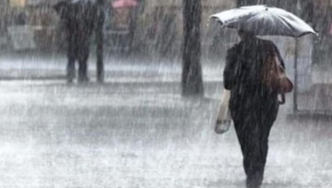 MGM'den Yağış Uyarsı