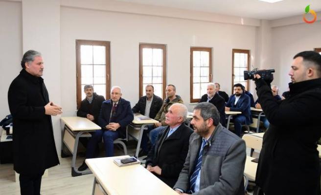 Yeşilyurt Deprem Eğitim Simülasyon Merkezi ve Bilim Atölyesine Ziyaret