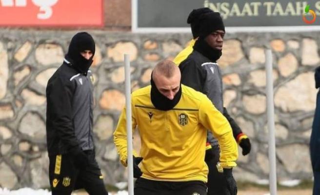 Y.Malatyaspor'da Sakat Futbolcular Çalışmalara Başladı