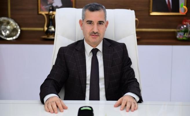 Başkan Çınar,'Miraç, Hüznün Ardından Gelen Sevinç Ve Yükseliştir'