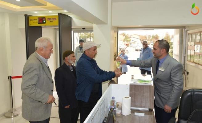 Yeşilyurt Belediyesi Covid 19 İçin Her Alanda Çalışıyor