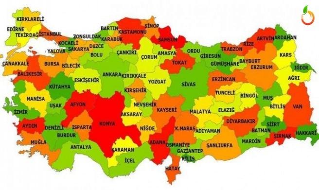 Türkiye'de kaç tane büyükşehir var? Büyükşehir belediye isimleri