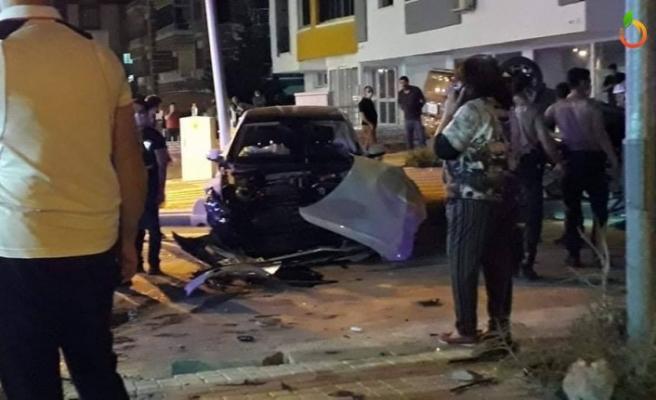 Malatya'da Feci Kaza... 4 yaralı