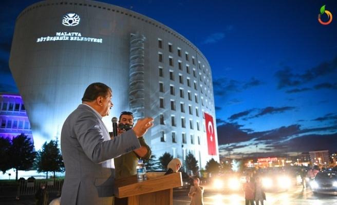 Büyükşehir'den Sinema Gecesi