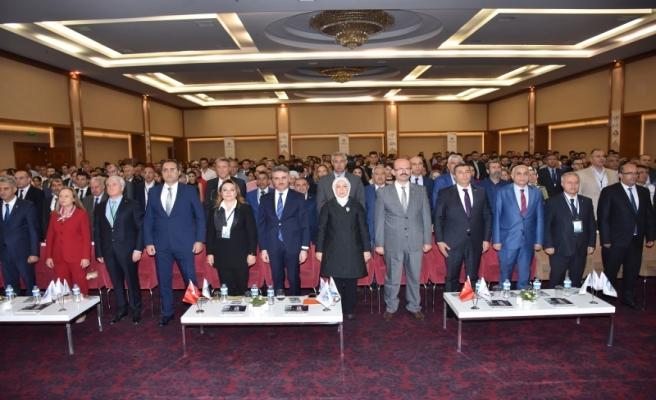 5. Uluslararası Bölgesel Kalkınma Konferansı başladı