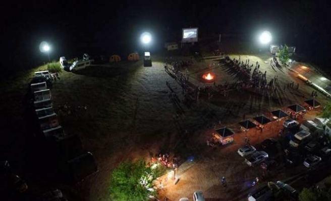 5. Uluslararası Fotokamp'a Doğru Yırtık da Olsa Çadırınla Gel