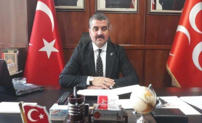 Başkan Avşar'dan 1 Mayıs İşçi Bayramı Mesajı