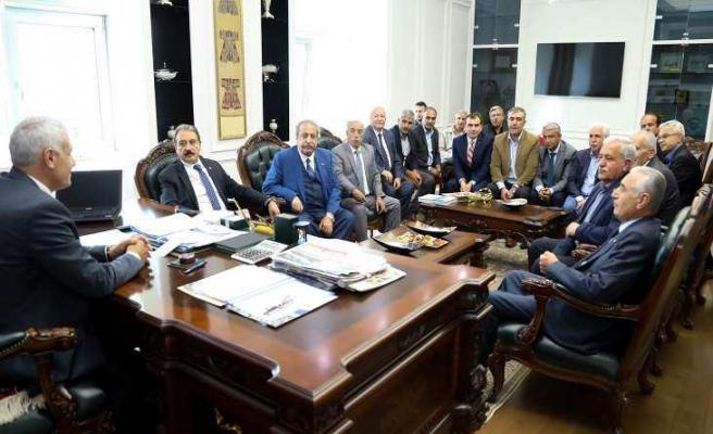 Başkan Güder, 'Cumhurbaşkanımız Bayramdan Sonra Malatya'ya Gelecek'