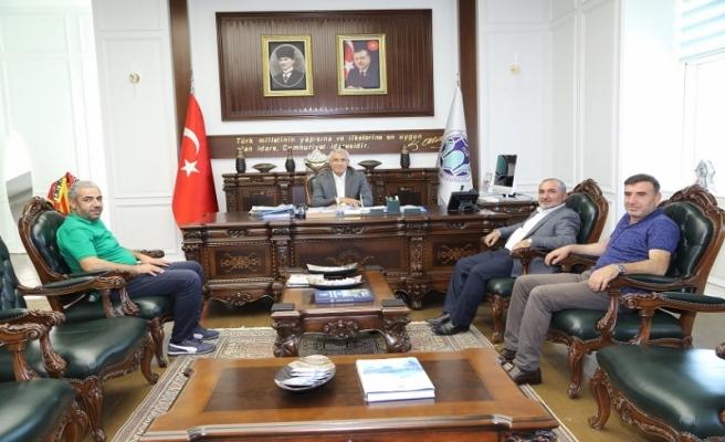 Başkan Güder, Müsiad Bulunduğu Yeri Değiştirip, Güzelleştiriyor