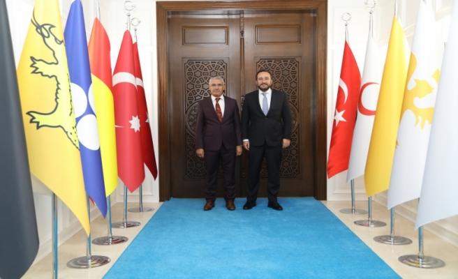 Başkan Güder, 'Türkiye Birincisi Olduk'