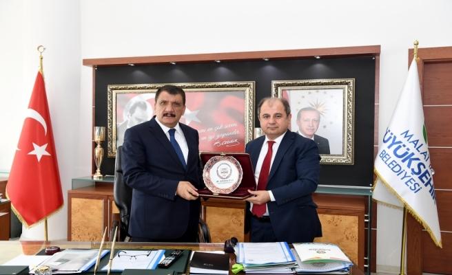 Başkan Gürkan'a Hayırlı Olsun Ziyaretleri
