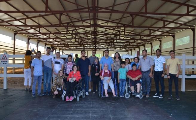 Battalgazi Belediyesi'nden Özel Çocuklara Gezi