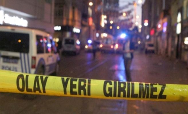 Cezmi Kartay Caddesi'nde Silahlar Konuştu