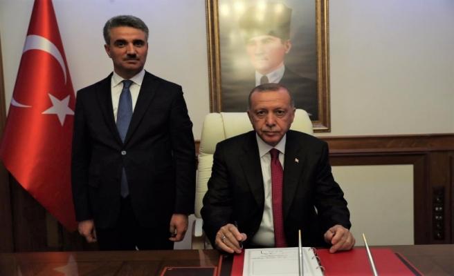 Cumhurbaşkanı Recep Tayyip Erdoğan, Malatya'ya Geldi