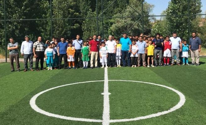 'Gençlerimizi Sporun Güzellikleri İle Buluşturmaktan Mutluyuz'