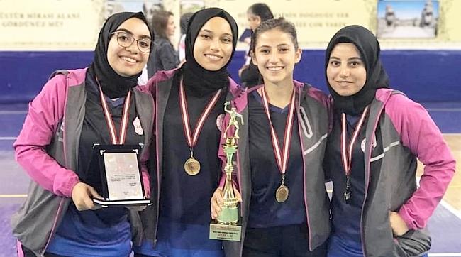 Malatya KYK Türkiye Şampiyonu