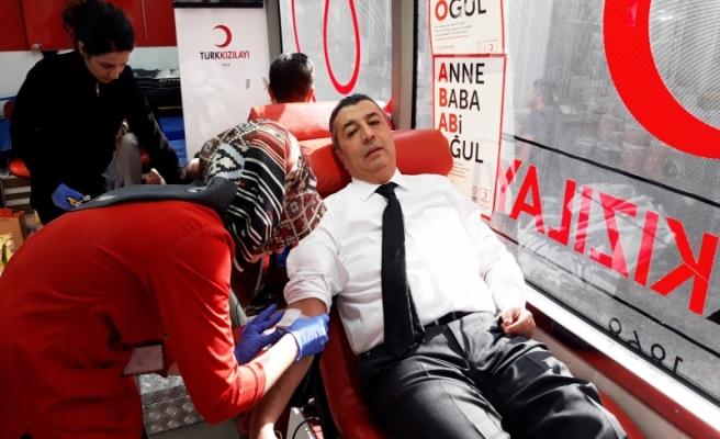 MTB'den Kan Bağışı