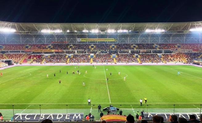 Yeni Malatyaspor Başakşehir'i Eli Boş Gönderdi! 3-0