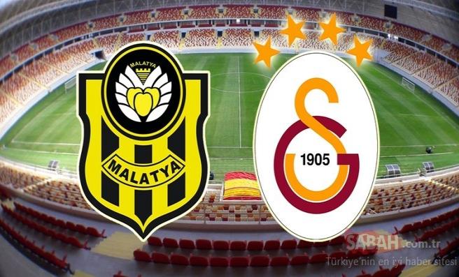 Yeni Malatyaspor Son Nefeste! YMS 1-1 GS