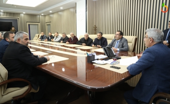 Battalgazi Belediyesi Esnafı Mağdur Etmedi
