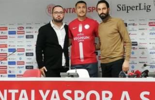 Jahovic, Antalyaspor ile anlaştı
