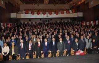 CHP'de İl Başkanlığına Yeniden Enver Kiraz...