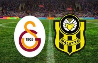 Galatasaray-Yeni Malatyaspor maçı saat kaçta hangi kanal da