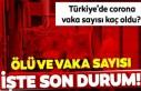 Bakan Koca Yeni Vaka Sayısını Açıkladı! 28 Mart...