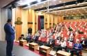 Başkan Gürkan, 10. Film festivali ile bilgi verdi