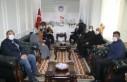 BBP'den Başkan Güder'e Teşekkür Ziyareti