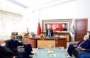 Hekimhan Heyetinden Başkan Gürkan'a Teşekkür...