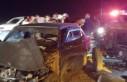Havaalanı Yolunda Otomobil ile Traktör Çarpıştı:...