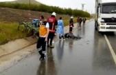 Malatya'da Traktör sürücüsü hayatını kaybetti