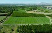 Battalgazi Belediyesi 'Rulo Çim Üretim Tesisi' Kurdu