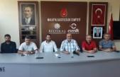 Gelecek Partisi'nden Gazeteciler Cemiyetine Ziyaret
