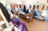 Battalgazi'li Kadınlar Malatya Motifli Halılar Dokuyor
