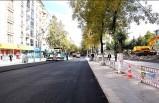 Alt Ve Üst Yapısıyla Birlikte Sivas Caddesi Tamamen Yenileniyor