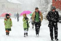 14 Şubat Malatya'da Okullar Tatil oldu mu? Malatya'da Yarın Okullar Tatil mi? 14 Şubat cuma